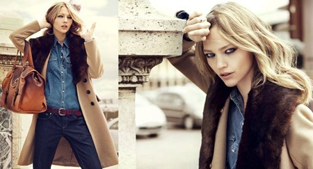 CAMPAIGN Sasha Pivovarova for Reserved Fall 2011. www.imageamplified.com, Image Amplified (5)