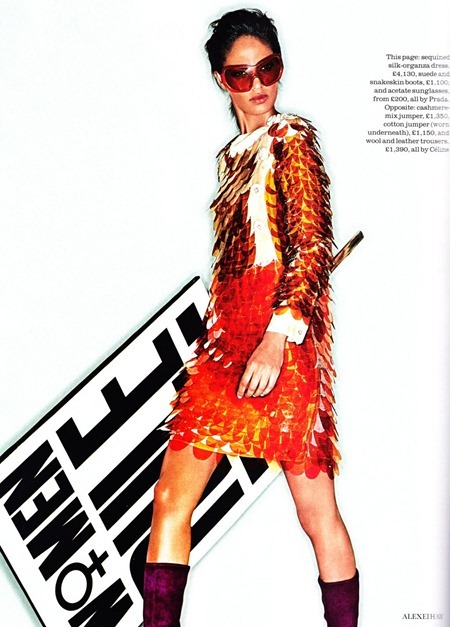 ELLE UK Joan Smalls in Everyone's Talking About Joan by Alexei Hay. Anne-Marie Curtis, October 2011, www.imageamplified.com, Image Amplified (7)