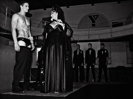 V MAN MAGAZINE The Contender by Steven Klein. Nicola Formichetti, www.imageamplified.com, Image Amplified (5)