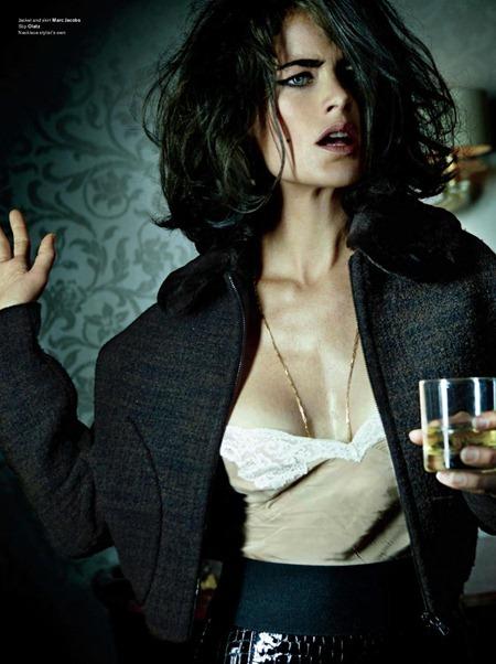 V MAGAZINE Carolyn Murphy by Mario Testino. Carine Roitfeld, Fall 2011, www.imageamplified.com, Image Amplified (8)