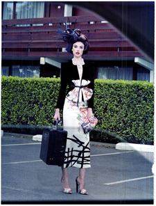 VOGUE ITALIA Jacquelyn Jablonski in Extravagant, Sophisticated Lady by Miles Aldridge. Alice Gentilucci, September 2011, www.imageamplified.com, Image Amplified (3)