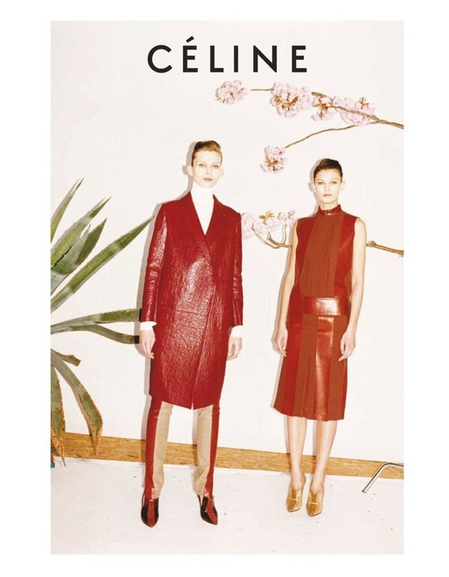 CAMPAIGN Emilia Nawarecka, Kirsi Pyrhonen & Monika Sawicka for Celine Fall 2011 by Juergen Teller. www.imageamplified.com, Image Amplified (5)