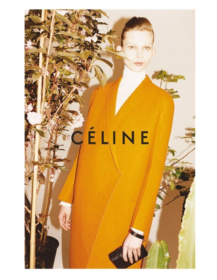 CAMPAIGN Emilia Nawarecka, Kirsi Pyrhonen & Monika Sawicka for Celine Fall 2011 by Juergen Teller. www.imageamplified.com, Image Amplified (2)