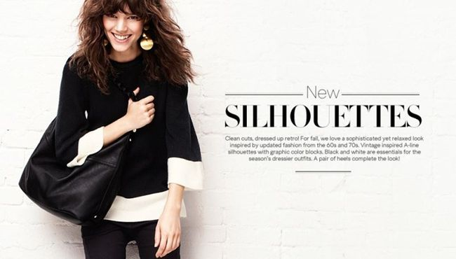 CAMPAIGN Freja Beha Erichsen & Heidi Mount for H&M New Silhouettes Collection. www.imageamplified.com, Image Amplified (2)
