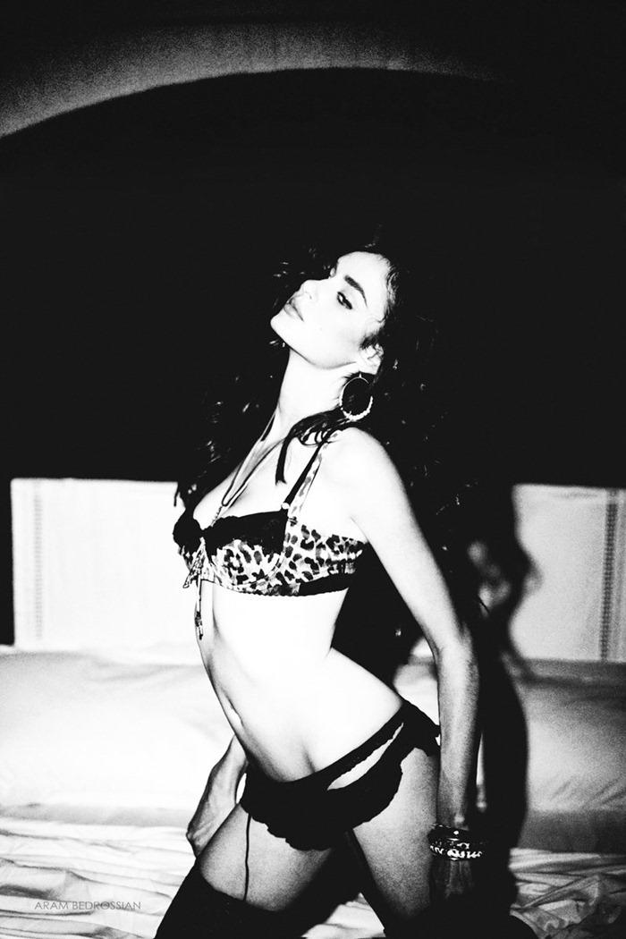 LOVECAT MAGAZINE Nicole Trunfio in Pretty Woman by Aram Bedrossian. Sofia Karvela, www.imageamplified.com, Image Amplified (8)