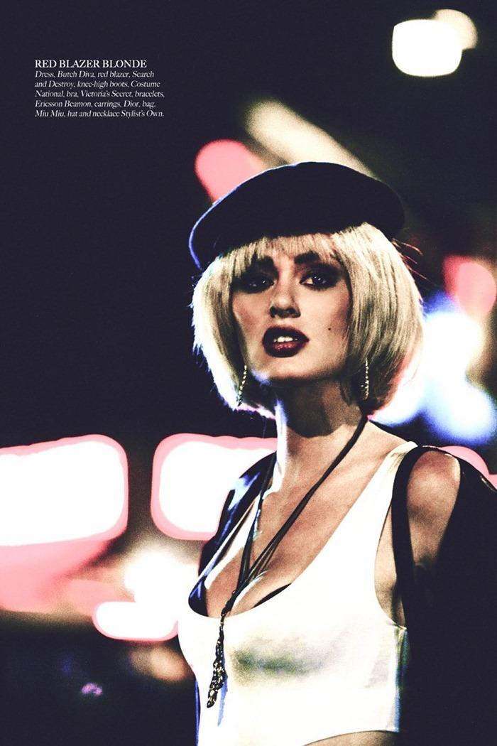 LOVECAT MAGAZINE Nicole Trunfio in Pretty Woman by Aram Bedrossian. Sofia Karvela, www.imageamplified.com, Image Amplified (9)