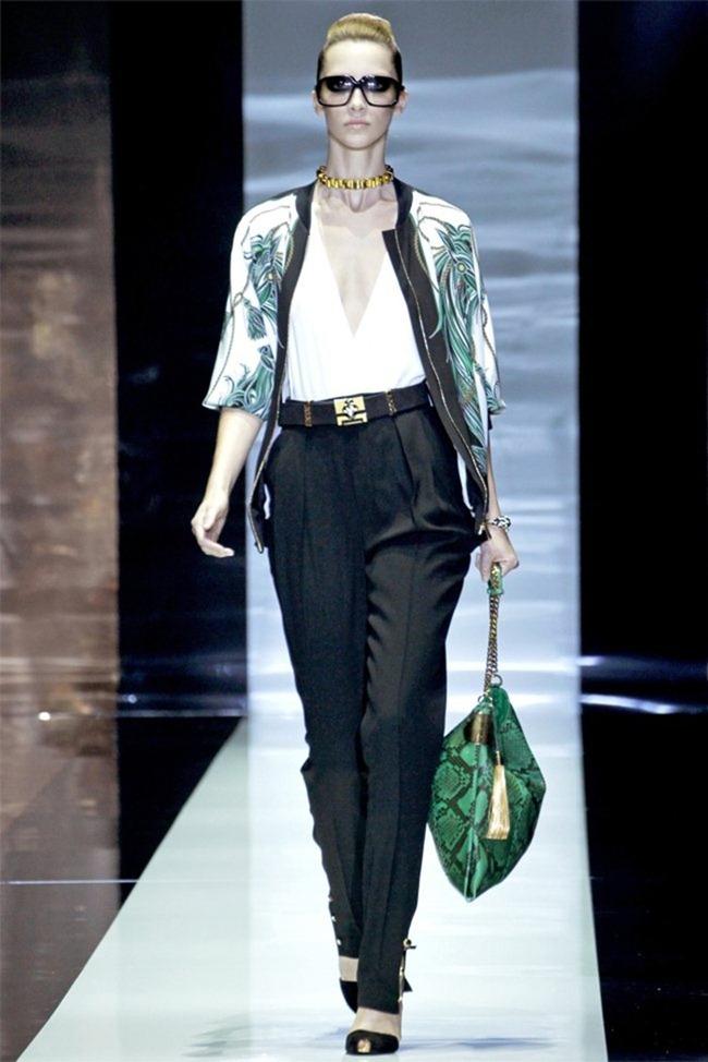 MILAN FASHION WEEK Gucci Spring 2012. www.imageamplified.com, Image Amplified (6)