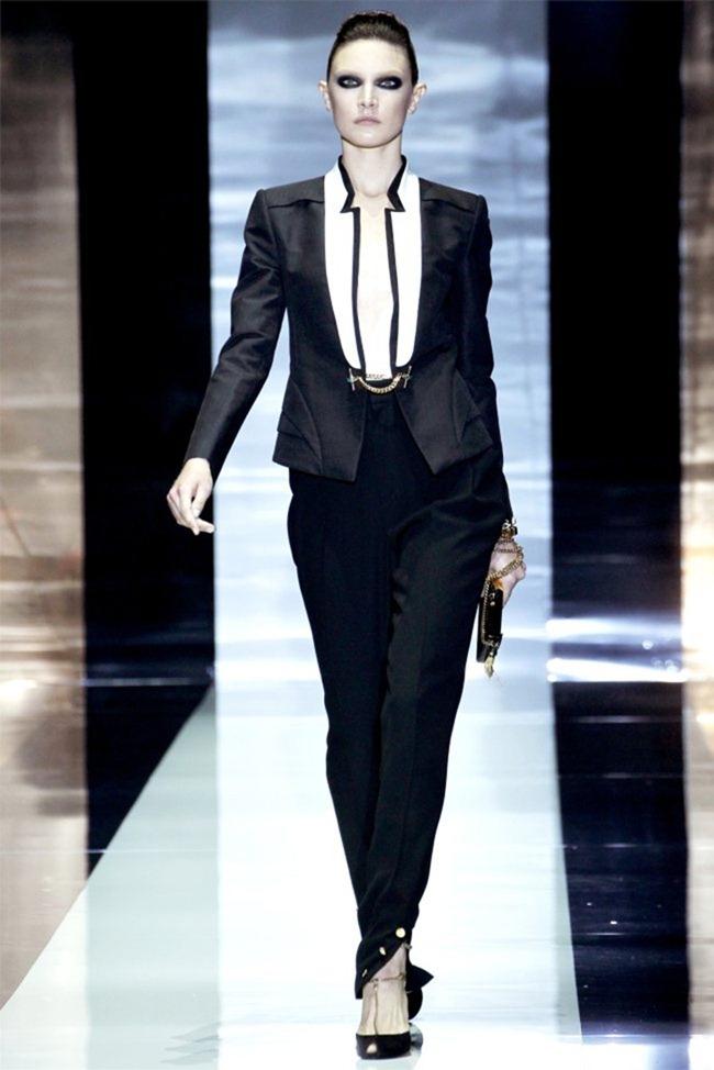 MILAN FASHION WEEK Gucci Spring 2012. www.imageamplified.com, Image Amplified (23)
