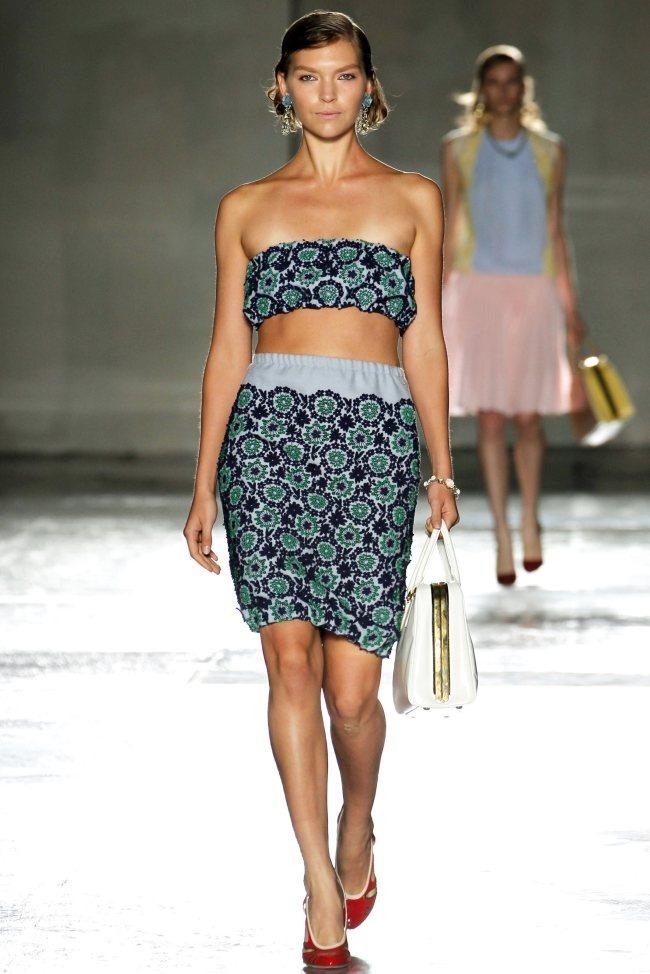 MILAN FASHION WEEK Prada Spring 2012. www.imageamplified.com, Image Amplified (2)