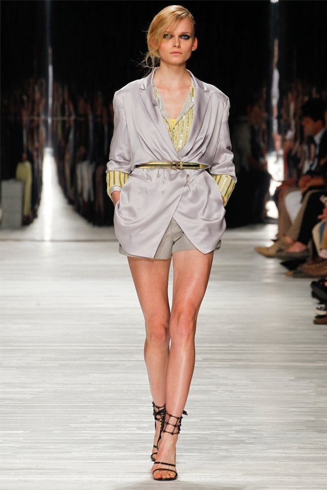 MILAN FASHION WEEK Iceberg Spring 2012. www.imageamplified.com, Image Amplified (15)