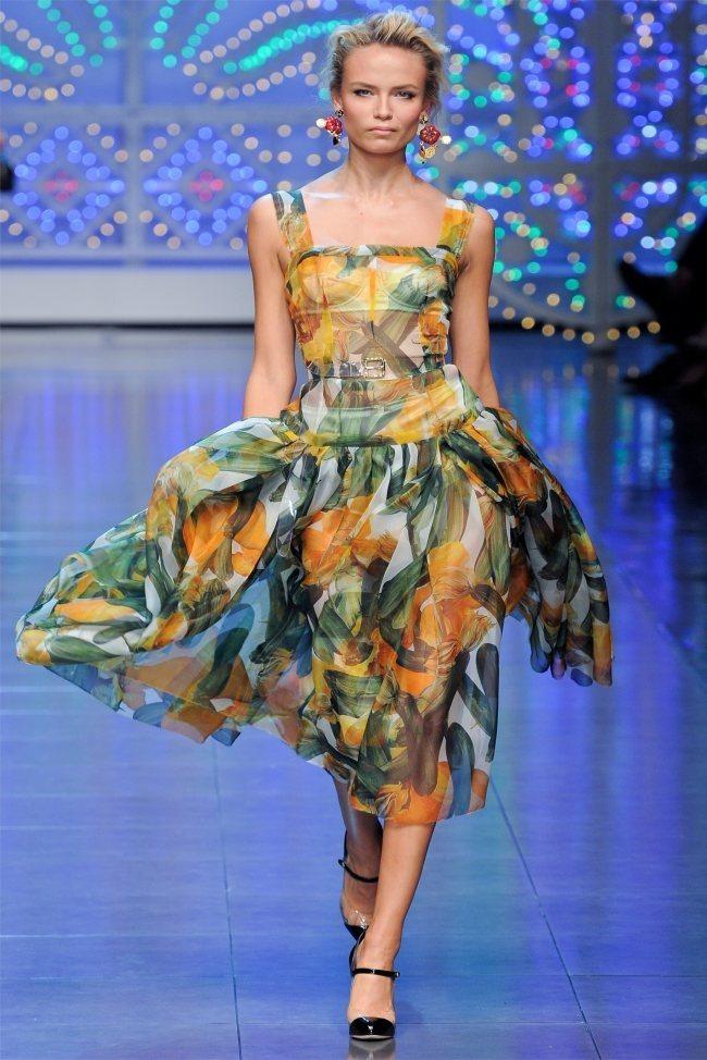 MILAN FASHION WEEK Dolce & Gabbana Spring 2012. www.imageamplified.com, Image Amplified (6)