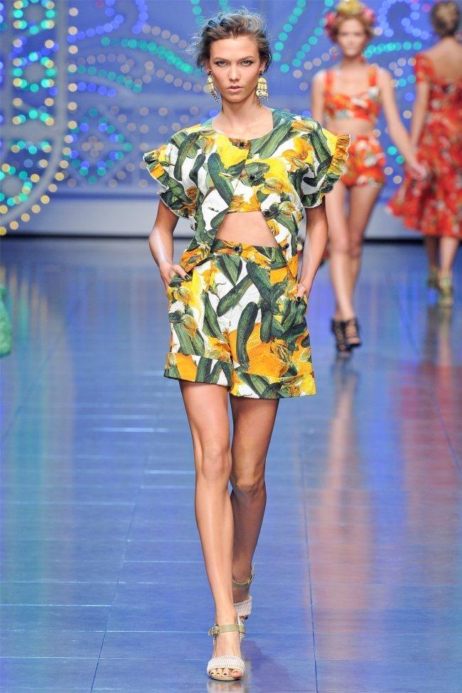 MILAN FASHION WEEK Dolce & Gabbana Spring 2012. www.imageamplified.com, Image Amplified (9)