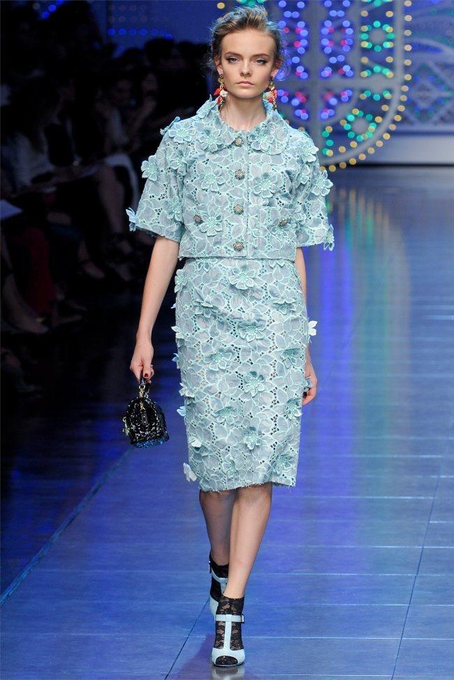 MILAN FASHION WEEK Dolce & Gabbana Spring 2012. www.imageamplified.com, Image Amplified (15)