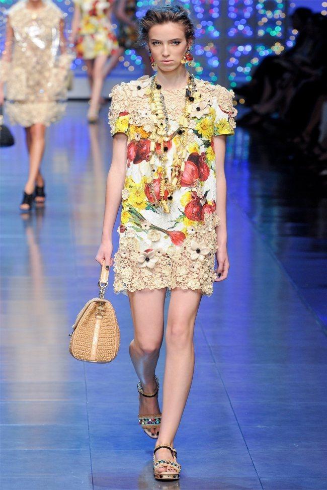 MILAN FASHION WEEK Dolce & Gabbana Spring 2012. www.imageamplified.com, Image Amplified (24)