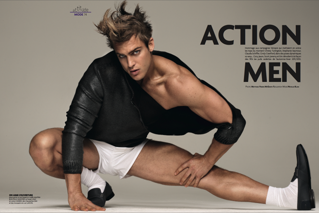 TÊTU MAGAZINE Action Men by Matthias Vriens-McGrath. Nicholas Klam, www.imageamplified.com, Image Amplified (1)