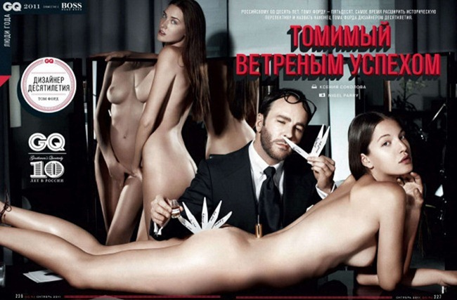 GQ RUSSIA Tom Ford by Nigel Parry. October 2011, www.imageamplified.com, Image Amplified