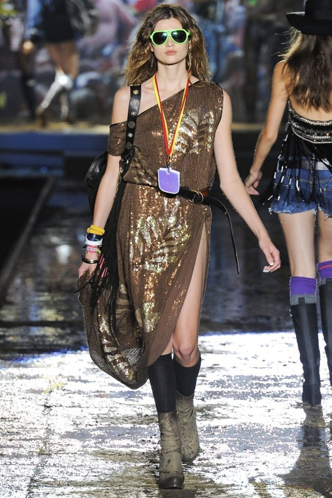 MILAN FASHION WEEK DSquared2 Spring 2012. www.imageamplified.com, Image Amplified (19)