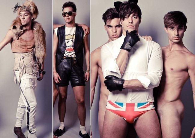 FEATURED MODELS Abel Roda & Borja Navarro in Fashion Hooker by Erion Hegel Kross. Arturo Laso Martinez, www.imageamplified.com, Image Amplified (6)