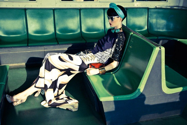 125 MAGAZINE Pauline Van der Cruysse by Yossi Michaeli. Martha Violante, www.imageamplified.com, Image Amplified (9)