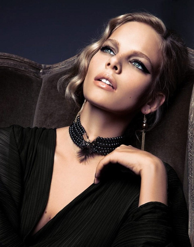 VOGUE MEXICO Marloes Horst in La Nueva Lady by Alexander Neumann. Michelle Cameron, October 2011, www.imageamplified.com, Image Amplified (5)