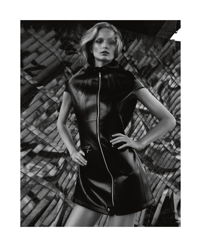 BON MAGAZINE Katrin Thormann in Breaking and Entering by Benny Horne. Marcus Söder, Fall 2011, www.imageamplified.com, Image Amplified (3)