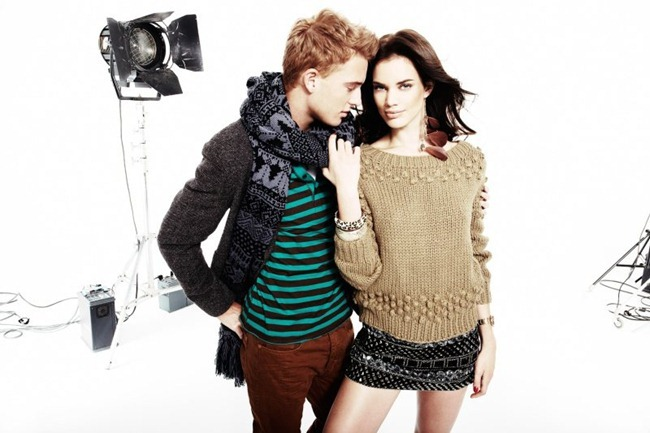 CAMPAIGN Rianne Ten Haken & Giedre Dukauskaite for Blanco Autumn Smile by David Dunan. www.imageamplified.com, Image Amplified (11)