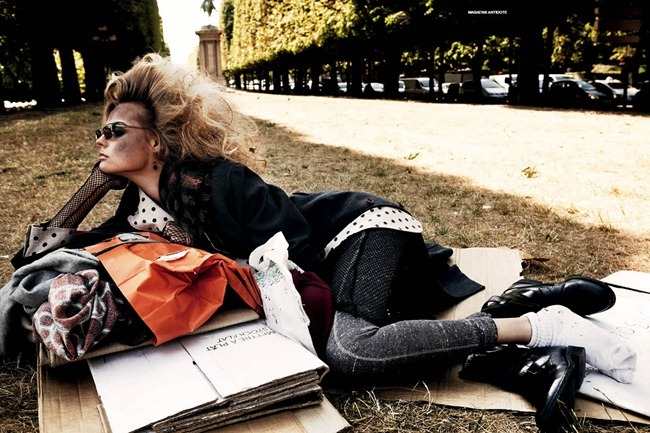 ANTIDOTE MAGAZINE Magdalena Frackowiak in Lost in Translation by Giampaolo Sgura. Fall 2011, Belén Casadevall, www.imageamplified.com, Image Amplified (4)