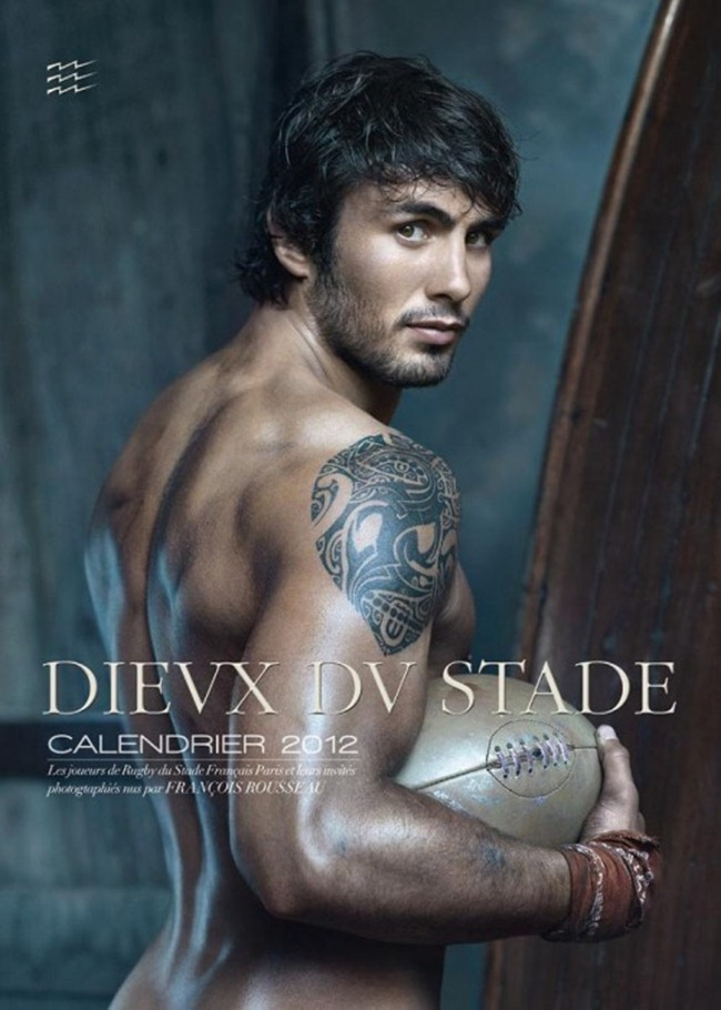 PREVIEW Dieux Du Stade 2012 Calendar by François Rousseau. www.imageamplified.com, Image Amplified (5)