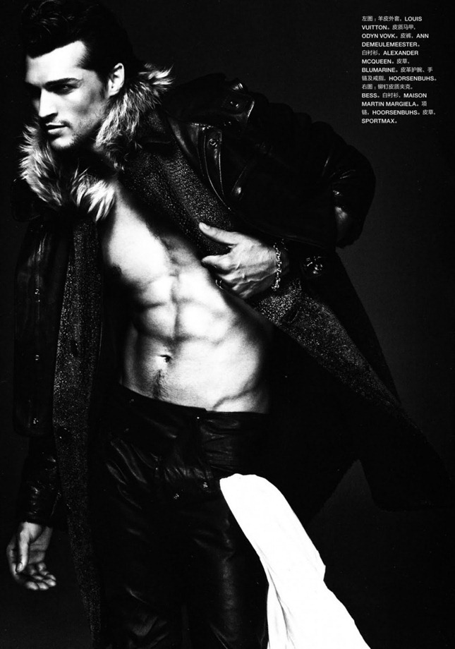 NUMERO HOMME CHINA Romulo Pires by Yin Chao. Johnathan Lawhorne, Fall 2011, www.imageamplified.com, Image Amplified (10)