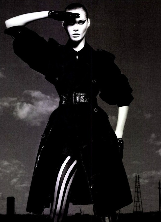 NUMERO MAGAZINE Juju Ivanyuk in L'aigle Noir by Robbie Fimmano. Charles Varenne, www.imageamplified.com, Image Amplified (10)