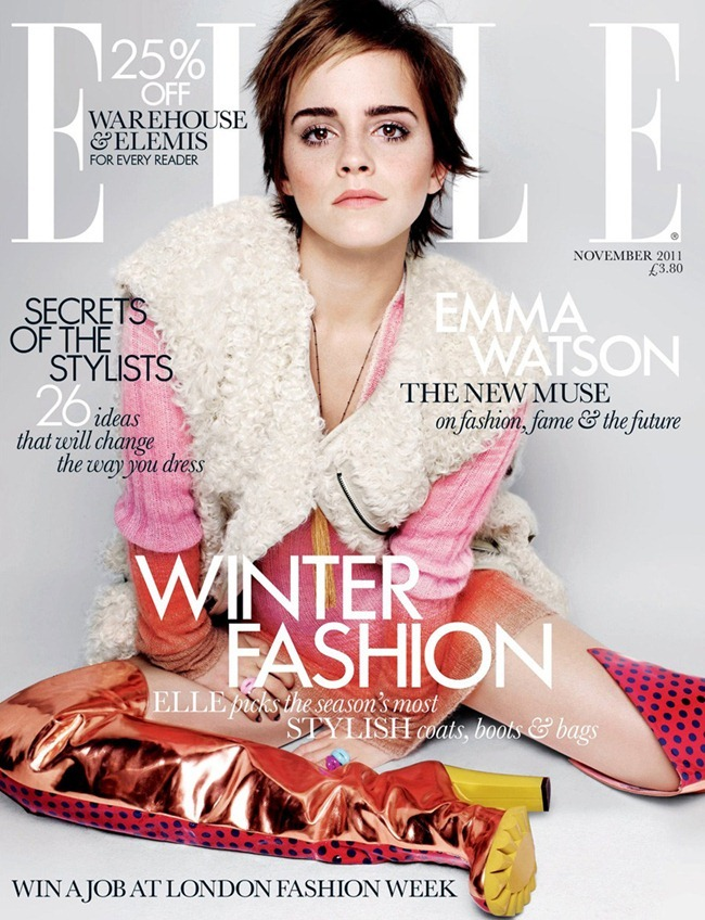 ELLE UK Emma Watson in It's A New Life by Rankin. Sasa Thomann, November 2011, www.imageamplified.com, Image Amplified (4)