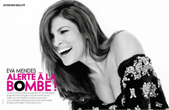 ELLE FRANCE Eva Mendes by Kayt Jones. October 2011, Christopher Niquet, www.imageamplified.com, Image Amplified (2)