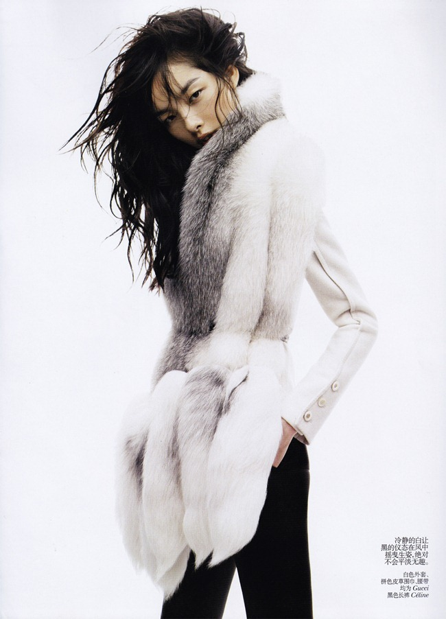 VOGUE CHINA- Fei Fei Sun in &%Black & White&% by Josh Olins. Alastair McKim, November 2011, www.imageamplified.com, Image Amplified2 (1)