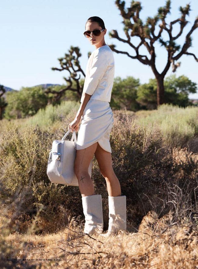 S MODA MAGAZINE- Tasha Tilberg in &%Planeta Blanco&% by Derek Kettela. Isabel Moralejo, www.imageamplified.com, Image Amplified6