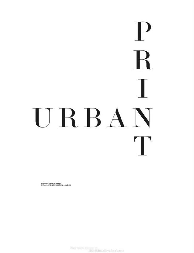 JALOUSE MAGAZINE- Leila Jay & Anouk De Heer in &%Urban Print&% by Damon Baker. November 2011, Sébastien Cambos, www.imageamplified.com, Image Amplified1