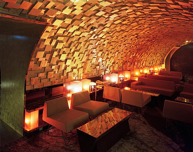 EATING OUT/OUT DRINKING: A Look at Club Silencio, Designed by David Lynch. Image Amplified www.imageamplified.com