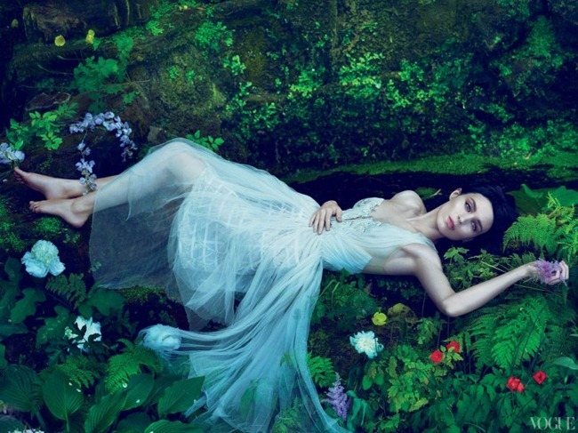 VOGUE MAGAZINE Rooney Mara by Mert & marcus. Tonne Goodman, November 2011, www.imageamplified.com, Image Amplified (3)