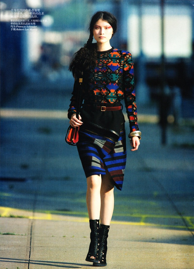 VOGUE CHINA Sui He in Urban Wild by Hans Feurer. Anne Christensen, November 2011, www.imageamplified.com, Image Amplified (2)