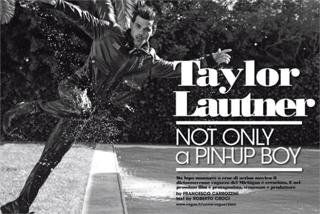 L'UOMO VOGUE Taylor Lautner in Not Only a PIn-Up Boy by Francesco Corrozzini. October 2011, Rushka Bergman, www.imageamplified.com, Image Amplified (1)