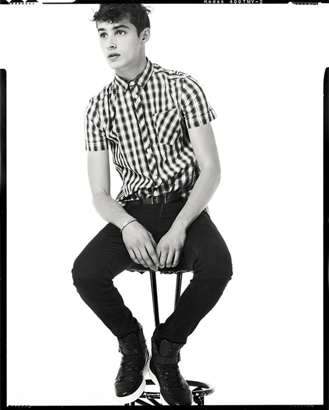 LOOKBOOK Adrien Sahores for Pierre Balmain Spring 2012 by Giamapolo Sgura. Marie Chaix, www.imageamplified.com, Image Amplified (9)