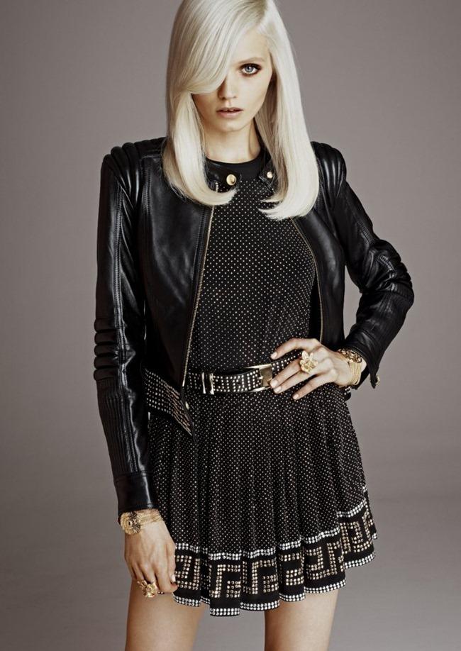LOOKBOOK Abbey Lee Kershaw in Versace for H&M Fall 2011 by Kacper Kasprzyk. www.imageamplified.com, Image Amplified (10)