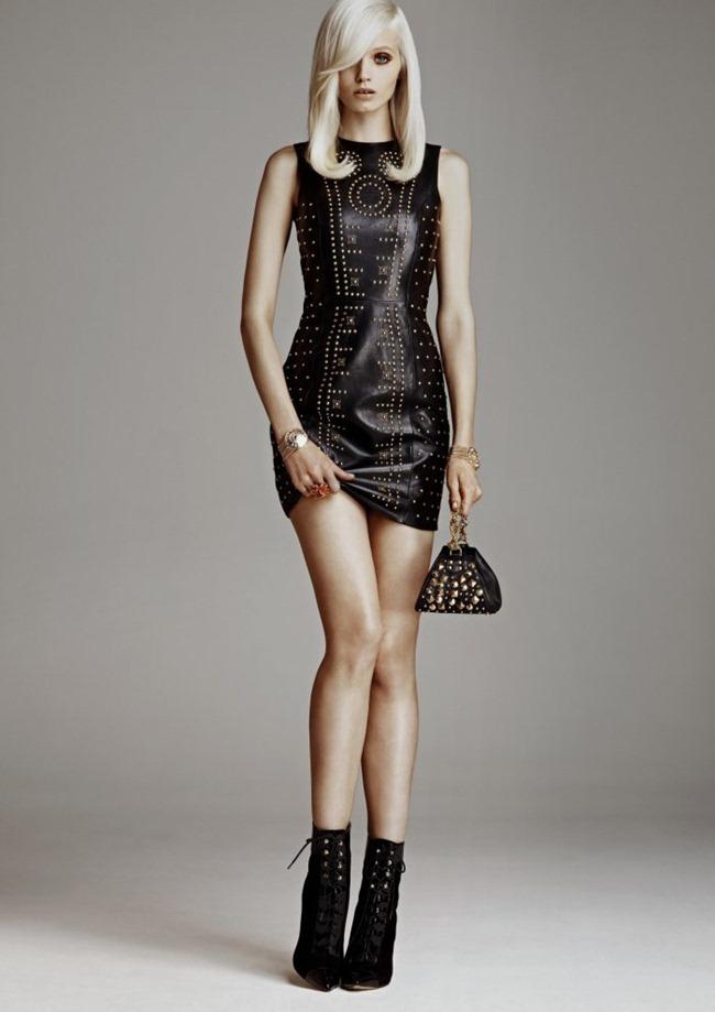 LOOKBOOK Abbey Lee Kershaw in Versace for H&M Fall 2011 by Kacper Kasprzyk. www.imageamplified.com, Image Amplified (3)