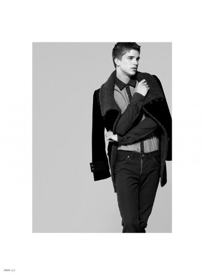 SHEER MAGAZINE River Viiperi in A Boy Named River by Jeiroh Yanga. www.imageamplified.com, Image Amplified (1)