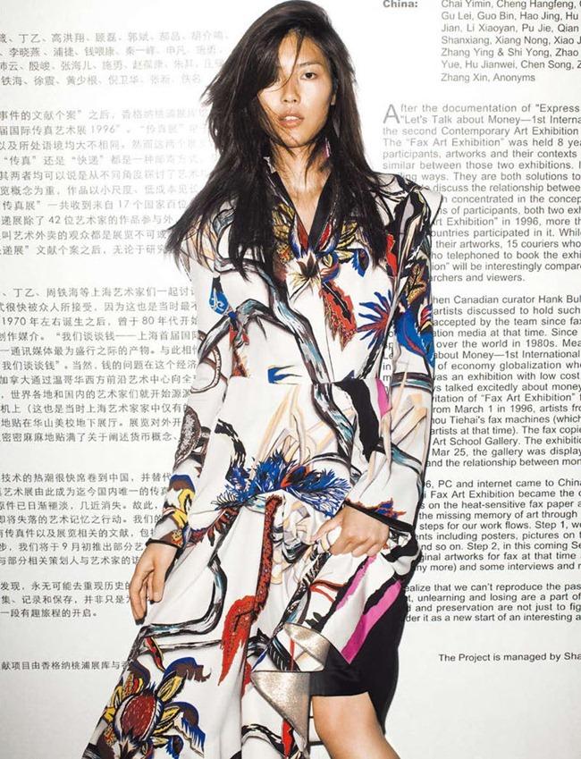 NUMERO CHINA Liu Wen by Maciek Kobielski. Tim Lim, October 2011, www.imageamplified.com, Image Amplified (1)