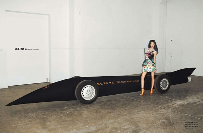 NUMERO CHINA Liu Wen by Maciek Kobielski. Tim Lim, October 2011, www.imageamplified.com, Image Amplified (2)