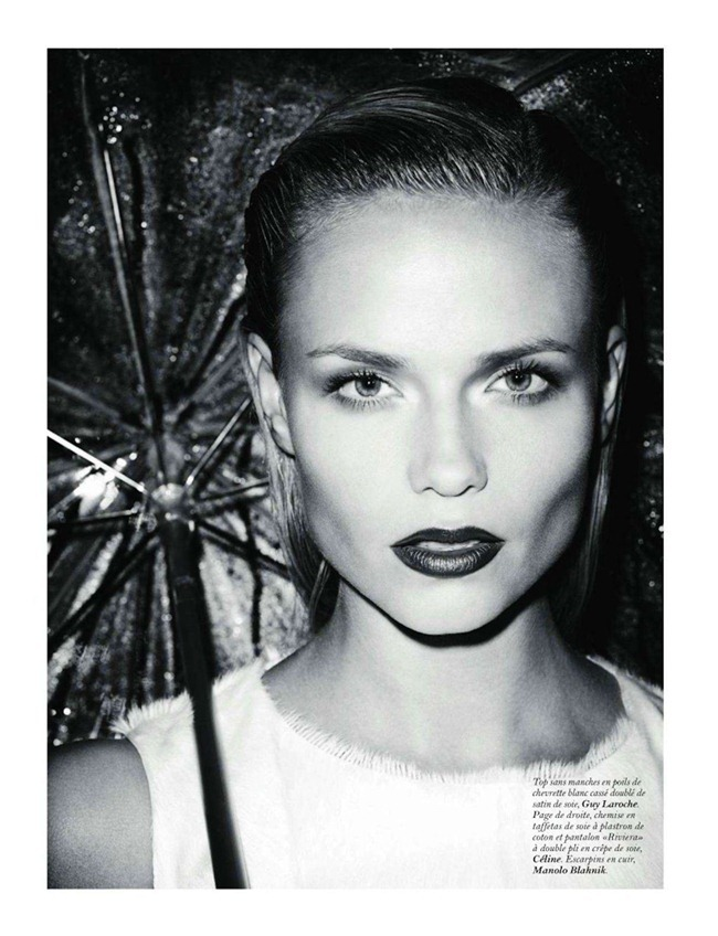 VOGUE PARIS- Natasha Poly by Terry Richardson. November 2011, Marie Chaix, www.imageamplified.com, Image Amplified3