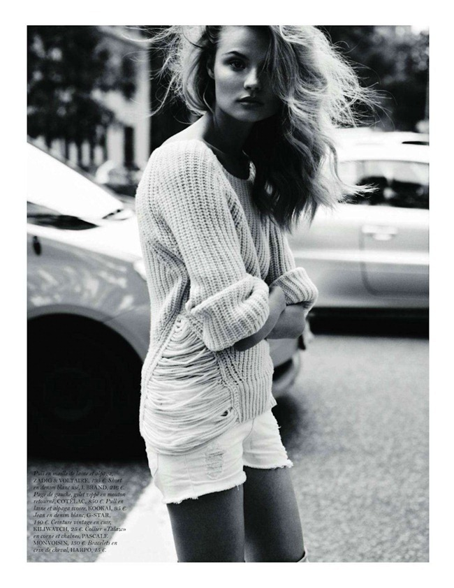 VOGUE PARIS- Magdalena Frackowiak in De Brut En Blanc by Knoepfel & Indlekofer. Capucine Safyurtlu, November 2011, www.imageamplified.com, Image Amplified4