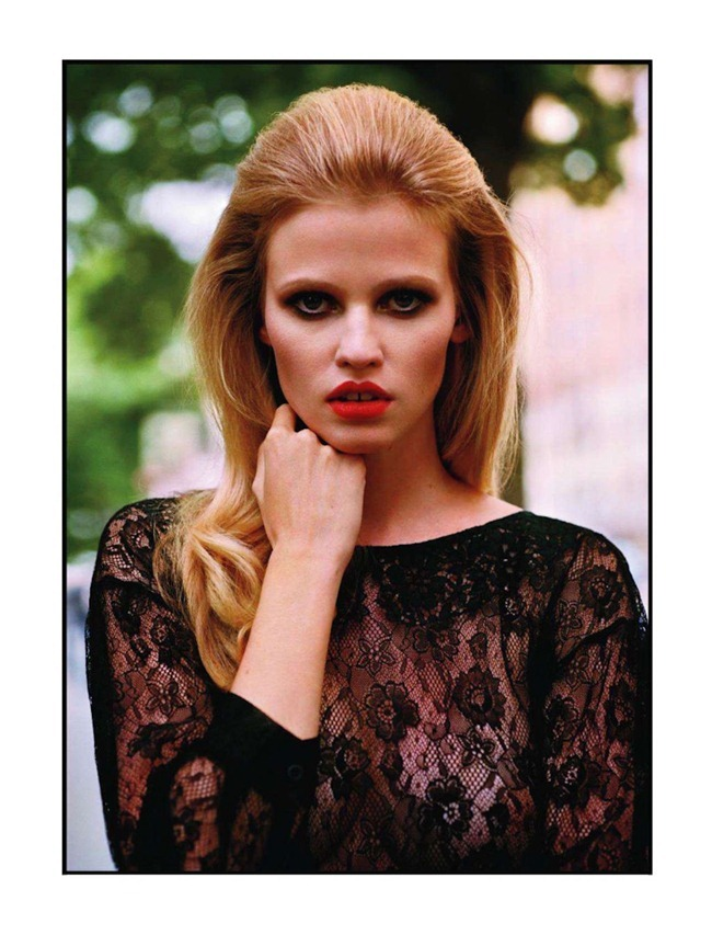 VOGUE PARIS- Lara Stone in Central Park by Alasdair McLellan. Suzanne Koller, November 2011, www.imageamplified.com, Image Amplified8
