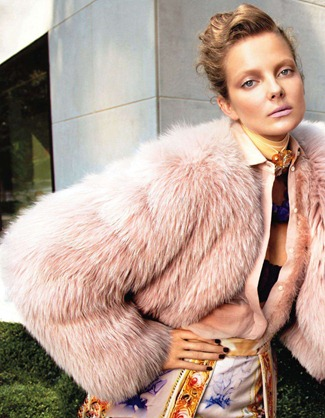 VOGUE JAPAN- Constance Jablonski & Eniko Mihalik in We Call It Glamour by Alex Cayley. Giovanna Battaglia, December 2011, www.imageamplified.com, Image Amplified9