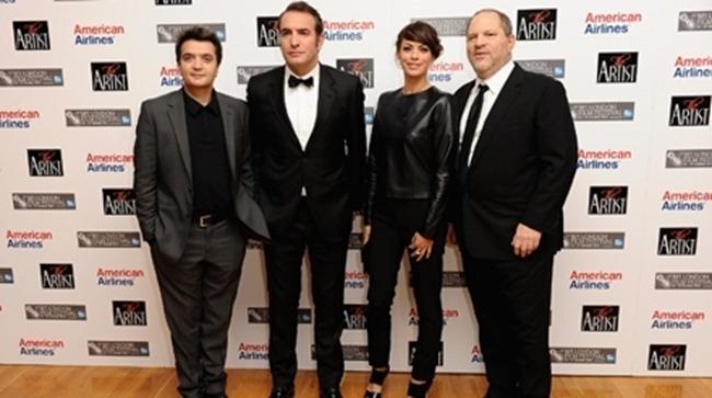 BFI 55TH LONDON FILM FESTIVAL- Day Seven, The Artist Brings Jean Dujardin & Harvey Weinstein, Plus Strawberry Fields Premieres. www.imageamplified.com, Image Amplified3